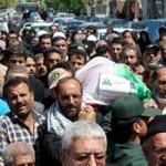 توکل عبادی جانباز شیمیایی شهرک جعفریه آسمانی شد