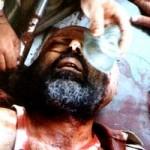 لحظه شهادت دکتر چمران (ویدیو)
